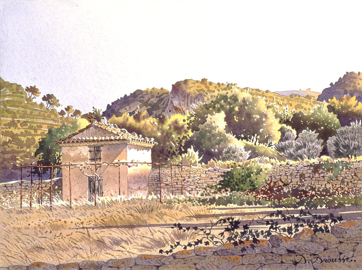 Bastidon-à-Lourmarin
