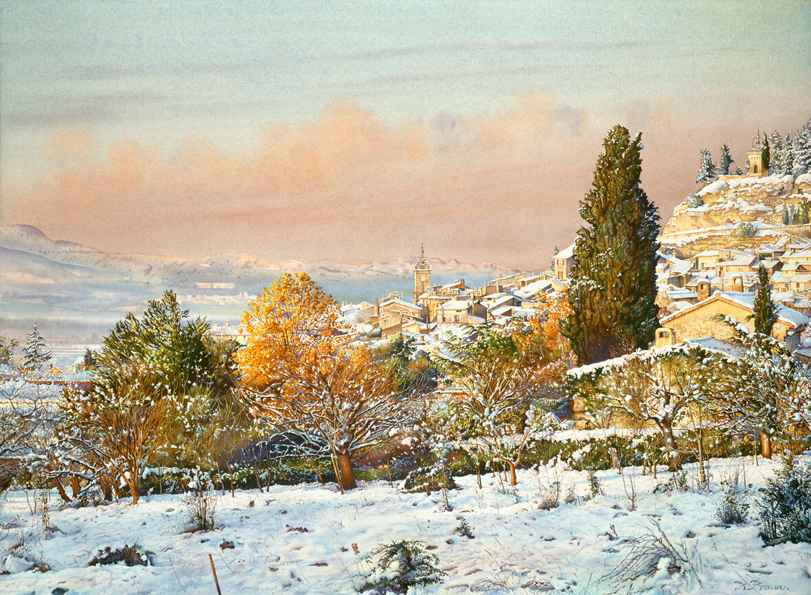 Neige-d'automne-à-Cadenet
